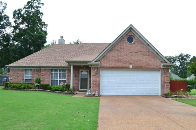 105 Oak Ridge Dr, Oakland, TN 38060 (#10031262) :: The Wallace Group - RE/MAX On Point