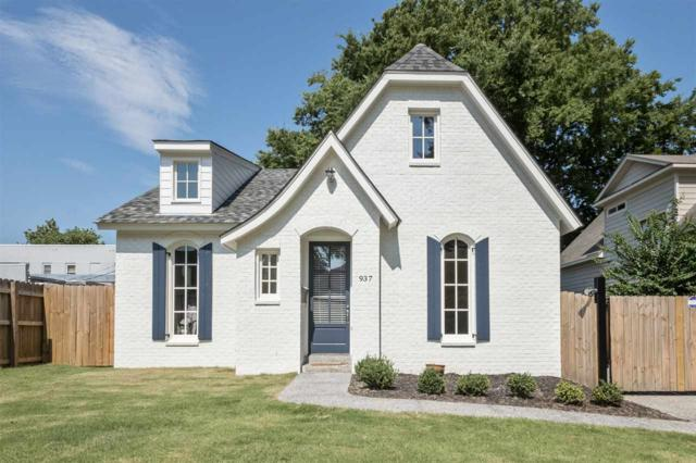 937 Philadelphia St, Memphis, TN 38104 (#10031342) :: The Wallace Group - RE/MAX On Point