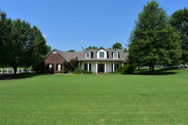 9395 Charles Bartlett Rd, Unincorporated, TN 38053 (#10031761) :: ReMax Experts