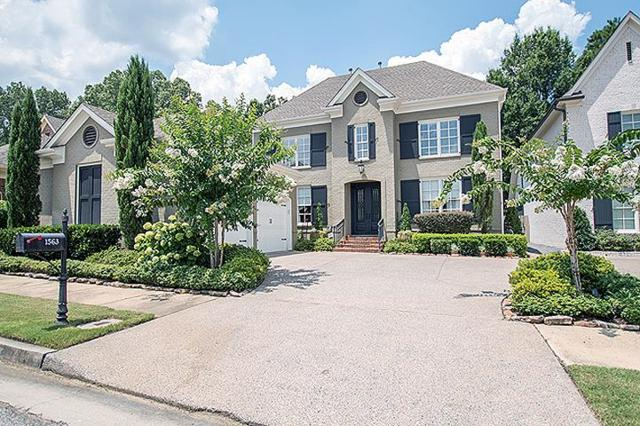 1563 Lawton Trl, Germantown, TN 38138 (#10031858) :: The Wallace Group - RE/MAX On Point