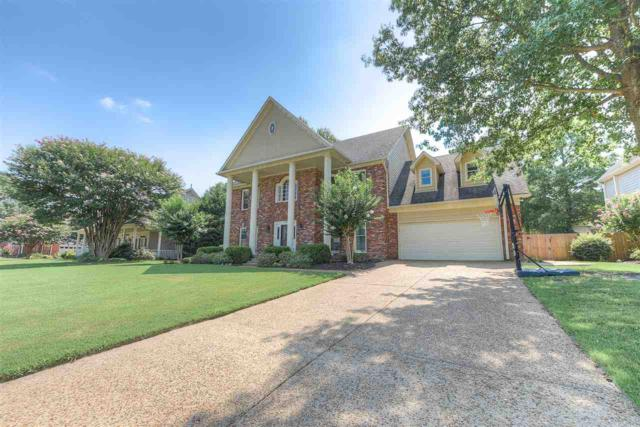 1296 Creek Valley Dr, Collierville, TN 38017 (#10031905) :: The Wallace Group - RE/MAX On Point