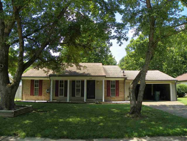 2145 Bobolink Trl, Memphis, TN 38134 (#10031992) :: The Wallace Group - RE/MAX On Point