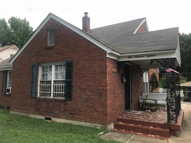 918 Beatrice St, Memphis, TN 38122 (#10032067) :: The Wallace Group - RE/MAX On Point
