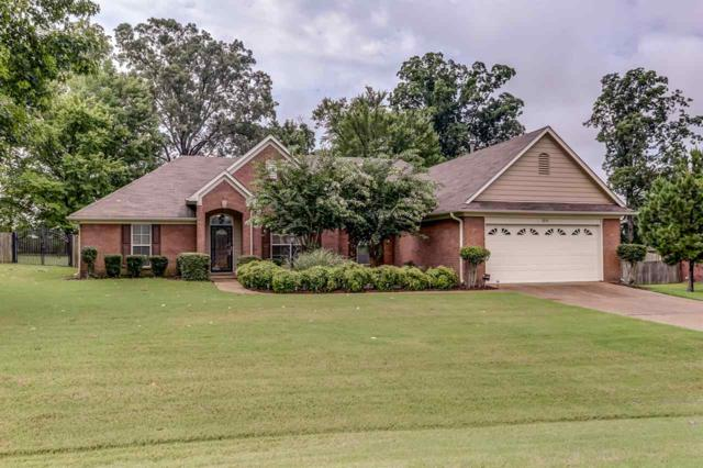 2153 Bayberry Cv, Southaven, MS 38672 (#10032125) :: Berkshire Hathaway HomeServices Taliesyn Realty