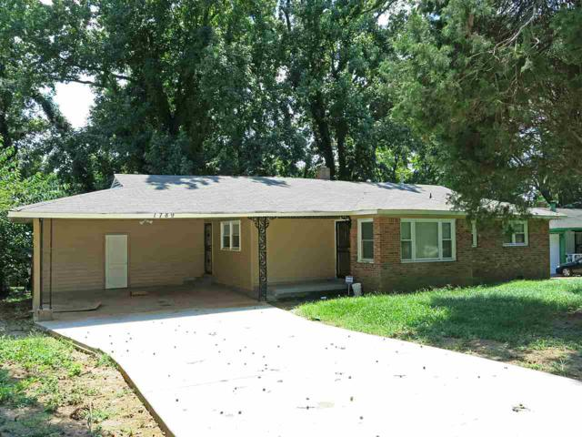 1789 Woodburn Dr, Memphis, TN 38127 (#10032136) :: RE/MAX Real Estate Experts