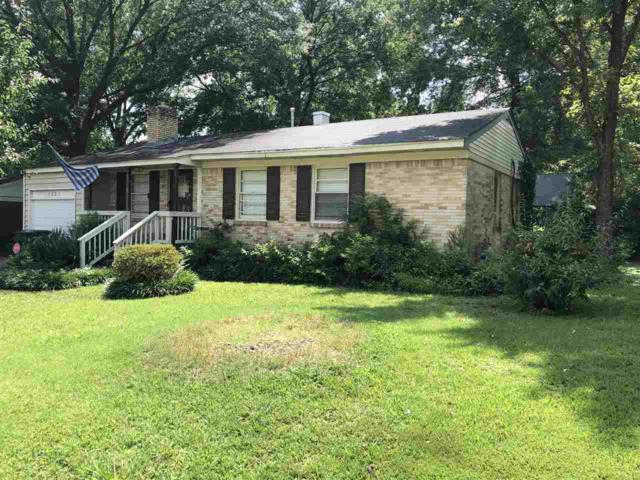 1321 S White Station Rd, Memphis, TN 38117 (#10032180) :: The Wallace Group - RE/MAX On Point