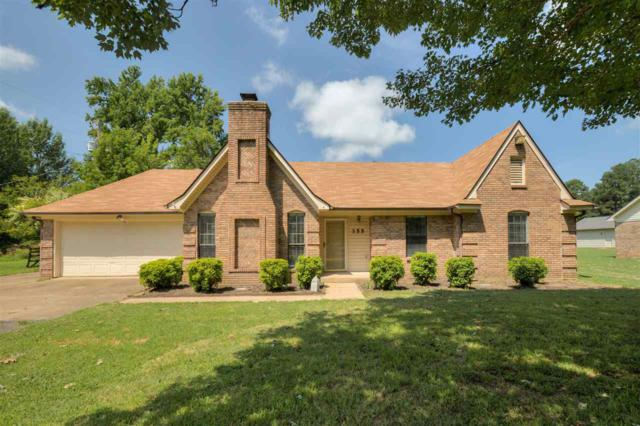 355 Twin Lakes Cir, Unincorporated, TN 38058 (#10032190) :: RE/MAX Real Estate Experts