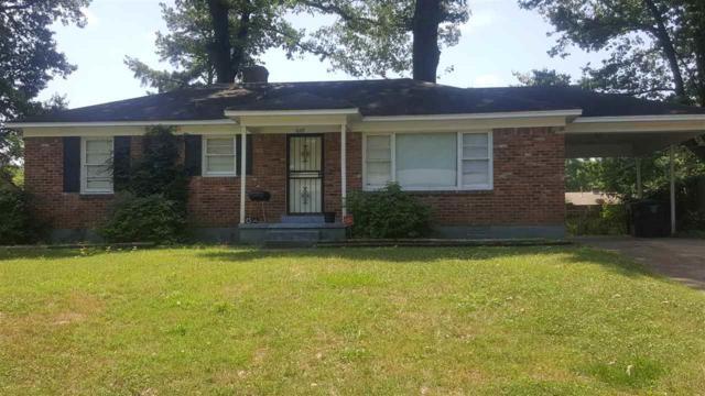 1689 Claire Ave, Memphis, TN 38127 (#10032380) :: The Melissa Thompson Team