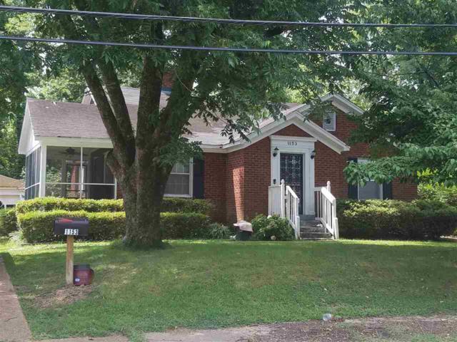 1153 Carrolton Ave, Memphis, TN 38127 (#10032844) :: The Melissa Thompson Team