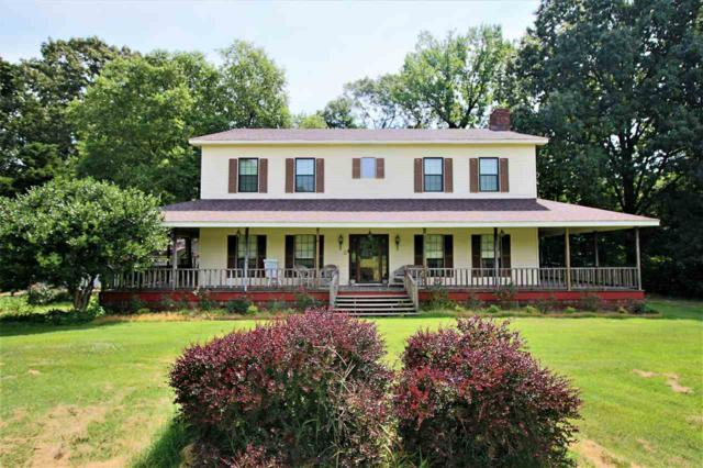 9990 Redwood Rd, Unincorporated, TN 38053 (#10032851) :: The Home Gurus, PLLC of Keller Williams Realty