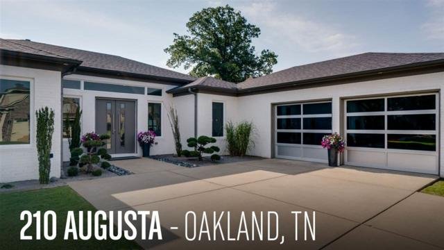 210 Augusta Dr, Oakland, TN 38060 (#10032958) :: The Wallace Group - RE/MAX On Point