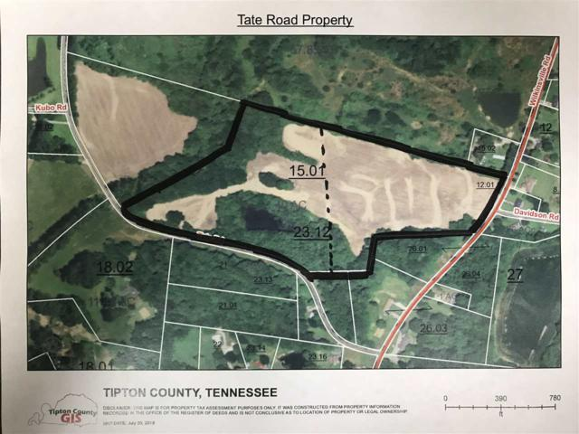 Tate Rd, Unincorporated, TN 38023 (#10033107) :: The Melissa Thompson Team