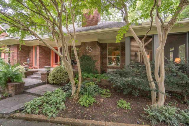 45 S Rose Rd, Memphis, TN 38117 (#10033204) :: The Wallace Group - RE/MAX On Point