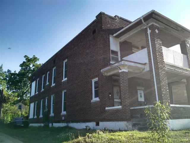 1081 Greenlaw Ave, Memphis, TN 38105 (#10033449) :: Berkshire Hathaway HomeServices Taliesyn Realty