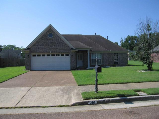 4505 Queen Sinclair Cir, Millington, TN 38053 (#10033457) :: The Wallace Group - RE/MAX On Point