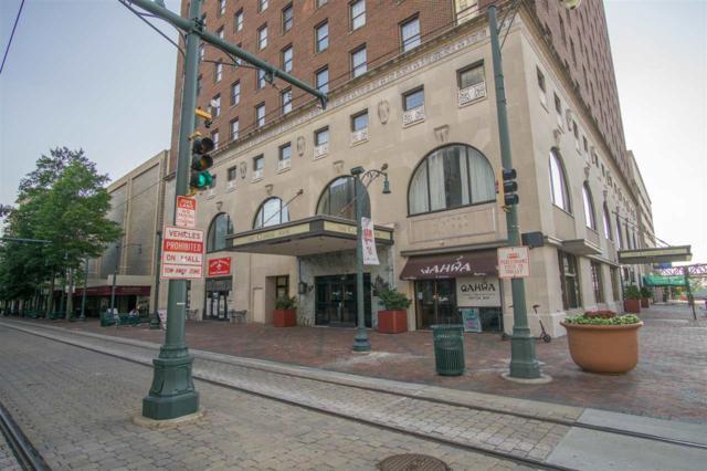 109 N Main St #712, Memphis, TN 38103 (#10033477) :: Berkshire Hathaway HomeServices Taliesyn Realty