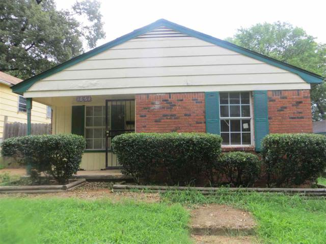 1666 Michigan St, Memphis, TN 38106 (#10033600) :: The Wallace Group - RE/MAX On Point