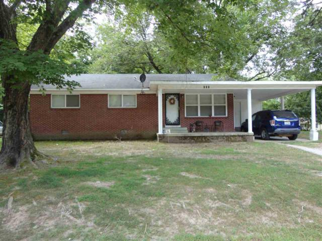 111 Shelton St, Covington, TN 38019 (#10033687) :: RE/MAX Real Estate Experts