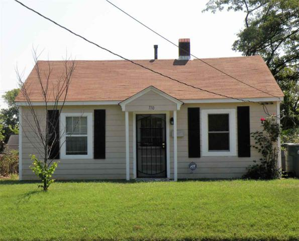 710 Carpenter St, Memphis, TN 38112 (#10033783) :: The Wallace Group - RE/MAX On Point