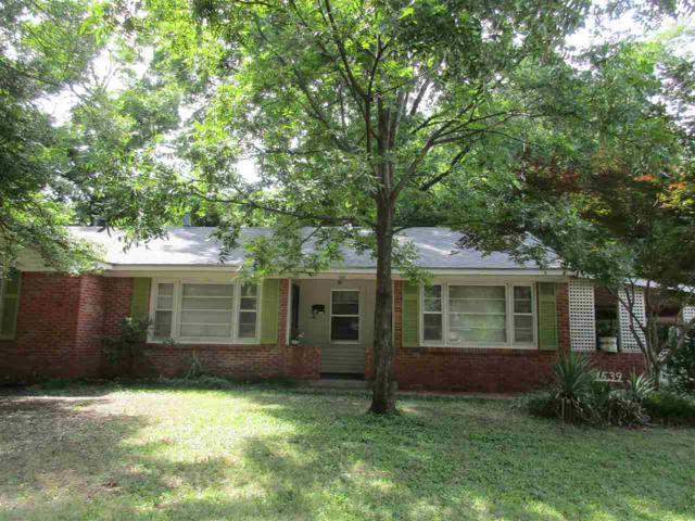 1539 S Perkins Rd, Memphis, TN 38117 (#10033880) :: Berkshire Hathaway HomeServices Taliesyn Realty