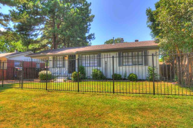 1863 Sea Isle Rd, Memphis, TN 38117 (#10034008) :: RE/MAX Real Estate Experts