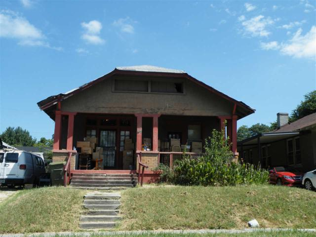 940 Galloway Ave, Memphis, TN 38105 (#10034010) :: The Wallace Group - RE/MAX On Point