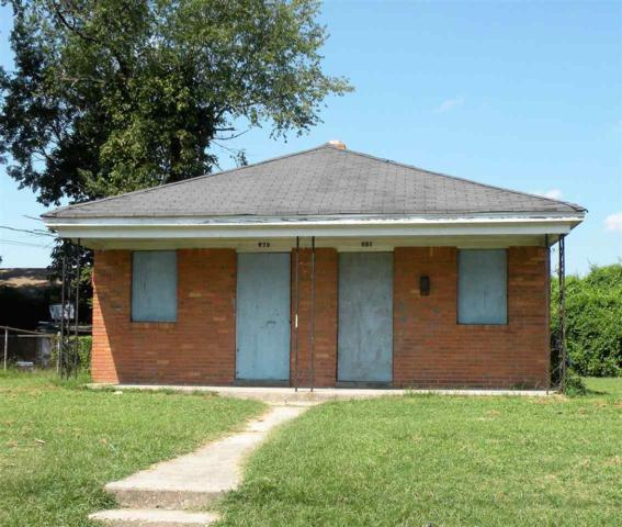 679 Carpenter St, Memphis, TN 38112 (#10034114) :: All Stars Realty