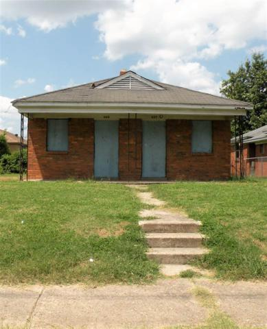 685 Carpenter St, Memphis, TN 38112 (#10034115) :: All Stars Realty