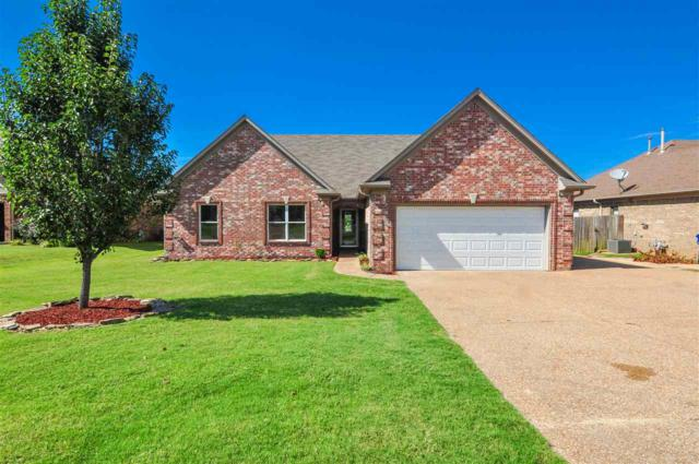 310 Mossy Springs Dr, Oakland, TN 38060 (#10034132) :: The Wallace Group - RE/MAX On Point