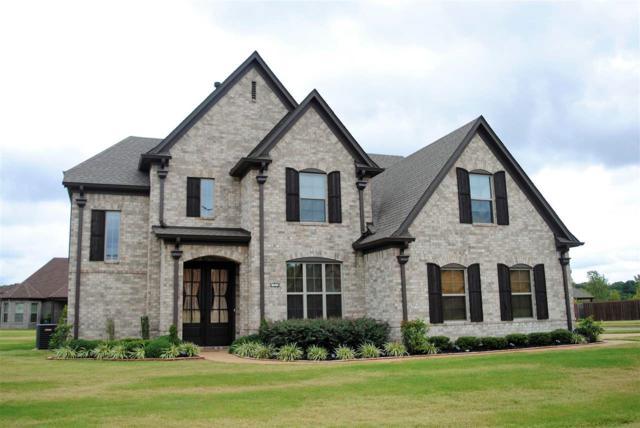 3468 Ballard Dr, Bartlett, TN 38133 (#10034140) :: Berkshire Hathaway HomeServices Taliesyn Realty