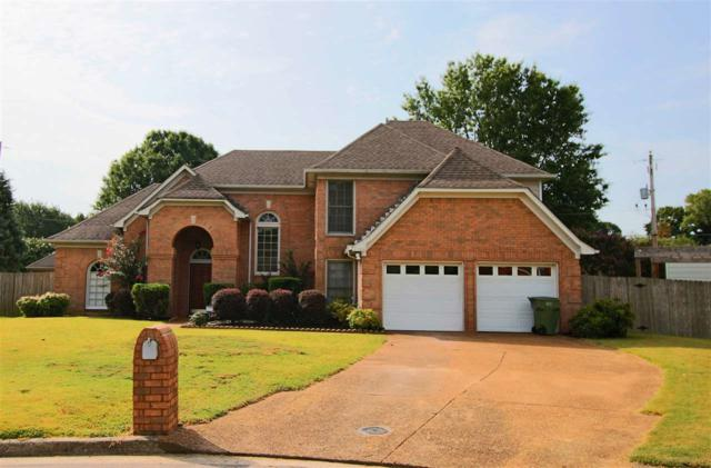 1906 Churchill Gate Cv, Memphis, TN 38016 (#10034230) :: The Wallace Group - RE/MAX On Point