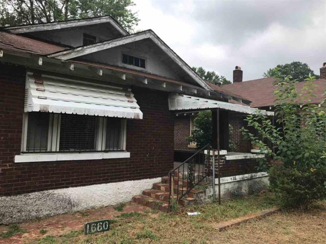 1660 Wellington St, Memphis, TN 38106 (#10034431) :: RE/MAX Real Estate Experts