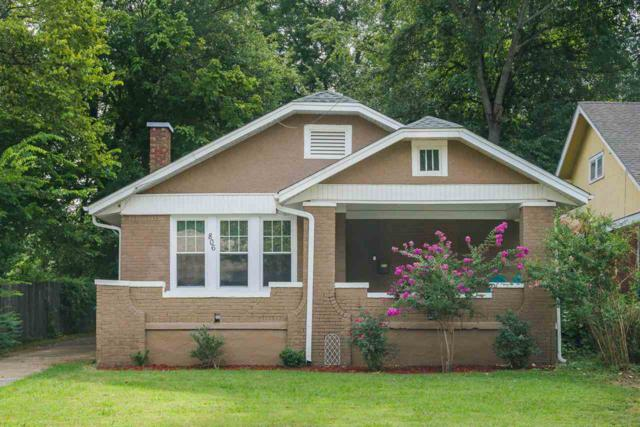 806 N Belvedere St, Memphis, TN 38107 (#10034510) :: RE/MAX Real Estate Experts