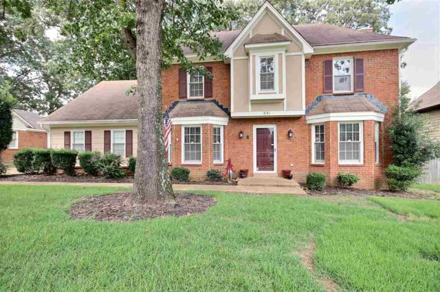 691 Royal Forest St, Collierville, TN 38017 (#10034789) :: The Melissa Thompson Team