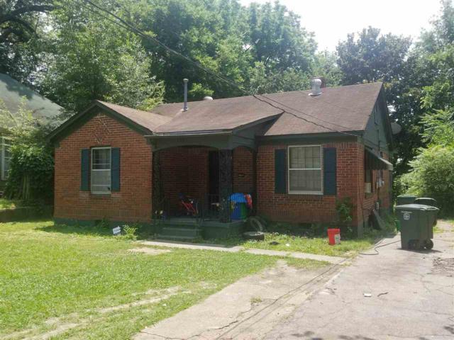 2581 School Ave, Memphis, TN 38112 (#10035330) :: The Melissa Thompson Team