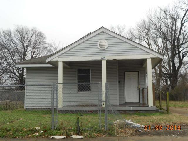 609 Huron Ave, Memphis, TN 38107 (#10035788) :: The Melissa Thompson Team