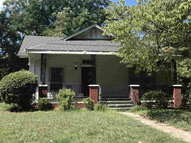 2547 Steele St, Memphis, TN 38127 (#10036715) :: The Melissa Thompson Team