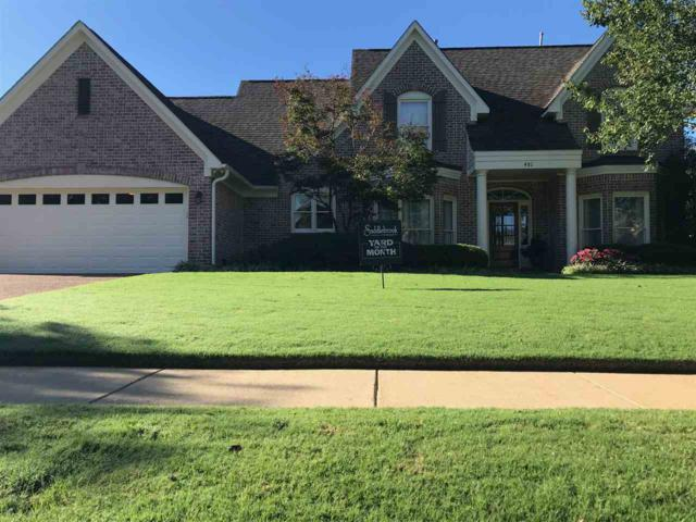 481 Thornbuck Cv, Collierville, TN 38017 (#10036745) :: ReMax Experts