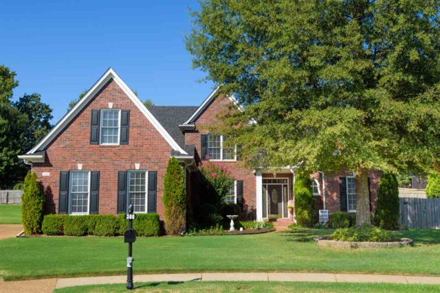 380 Empressor Cv, Collierville, TN 38017 (#10036755) :: ReMax Experts