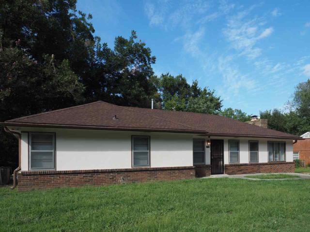 1588 Frayser Blvd, Memphis, TN 38127 (#10036828) :: The Home Gurus, PLLC of Keller Williams Realty
