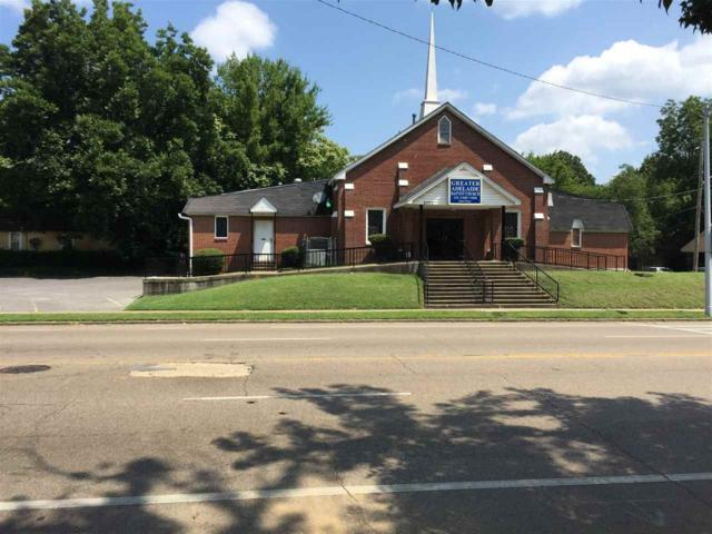 2722 Park Ave, Memphis, TN 38114 (#10036956) :: The Wallace Group - RE/MAX On Point
