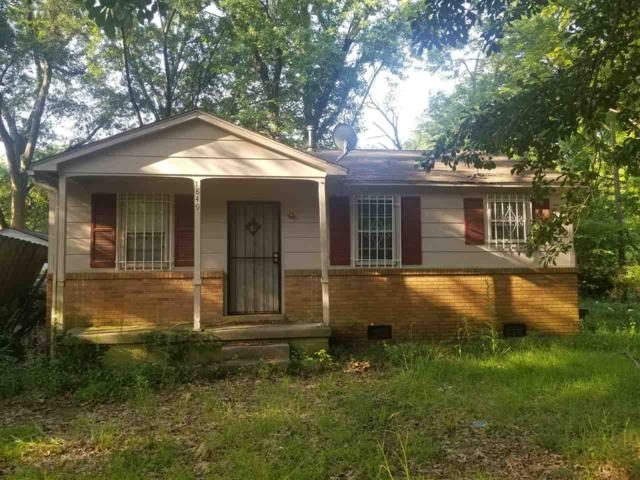 1849 Rugby Pl, Memphis, TN 38127 (#10037122) :: ReMax Experts