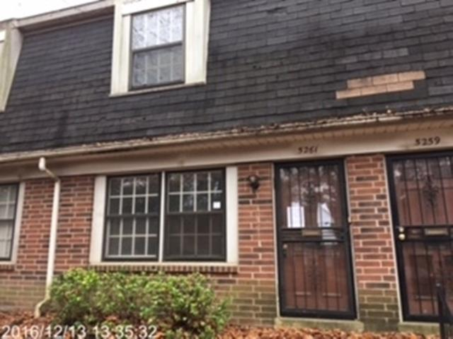 5261 Flowering Peach Dr #5261, Memphis, TN 38115 (#10037251) :: RE/MAX Real Estate Experts