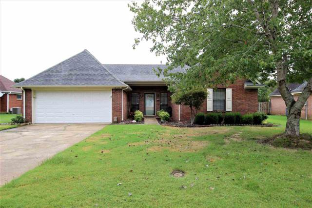 5818 Southbend Ln, Olive Branch, MS 38654 (#10037500) :: The Melissa Thompson Team