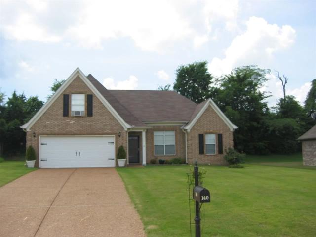140 Clear Spring Dr, Oakland, TN 38060 (#10037529) :: The Wallace Group - RE/MAX On Point