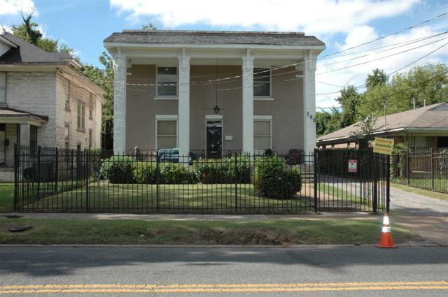 283 N Bellevue Blvd, Memphis, TN 38105 (#10037897) :: ReMax Experts