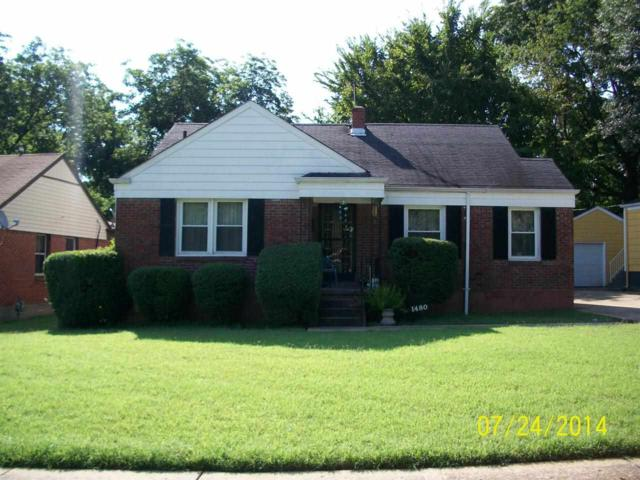 1480 Amarillo St, Memphis, TN 38114 (#10038461) :: The Wallace Group - RE/MAX On Point
