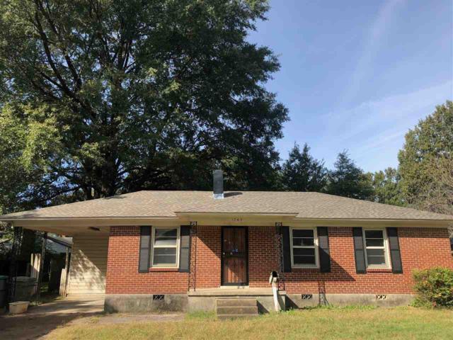1749 S Perkins Rd, Memphis, TN 38117 (#10039158) :: JASCO Realtors®