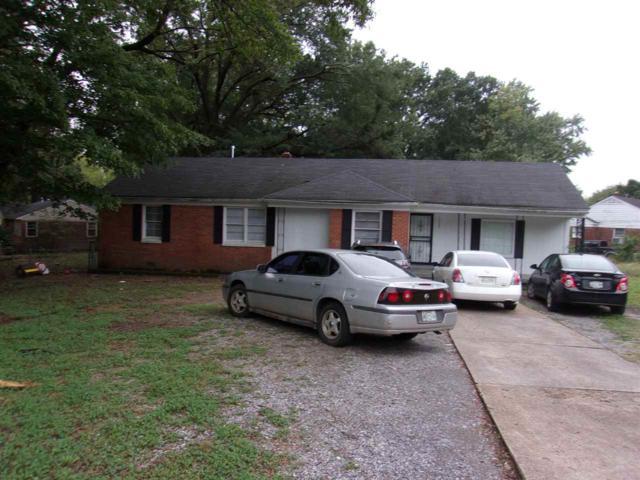 1905 Burnham Ave, Memphis, TN 38127 (#10039268) :: The Home Gurus, PLLC of Keller Williams Realty
