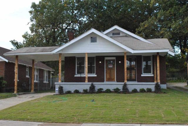 903 N Belvedere St, Memphis, TN 38107 (#10039974) :: The Home Gurus, PLLC of Keller Williams Realty